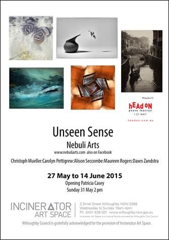 Unseen Sense exhibition
